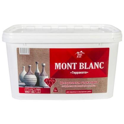 Штукатурка декоративная Parade Ice Mont Blanc 7 кг цвет терракот