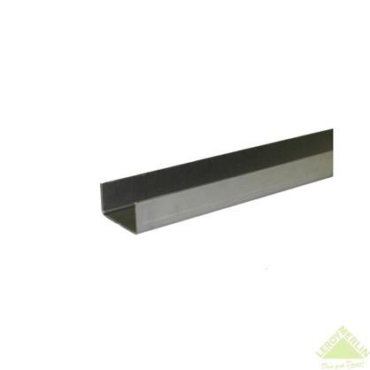Швеллер 30x50x30x2 мм без отверстий без покрытия