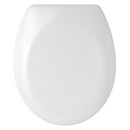 Сиденье для унитаза Dinoplast Pole цвет белый