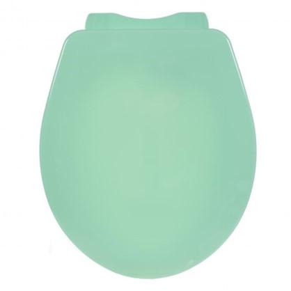 Сиденье для унитаза Орио круглое цвет салатовый