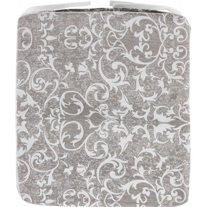 Купить Сидушка для стула Софт 40х35 см цвет серый дешевле