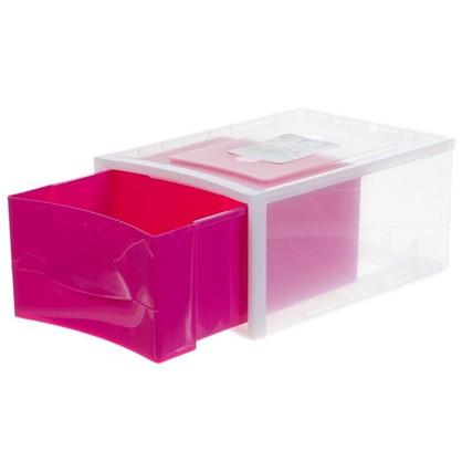 Система хранения Мобиле 380x267x178 мм цвет розовый