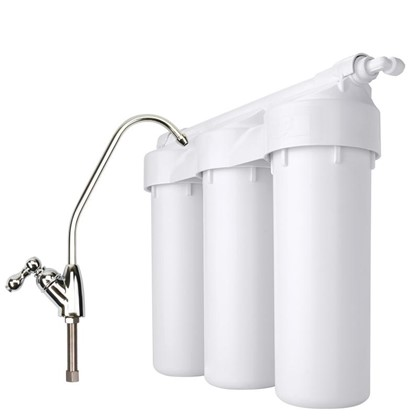Купить Система трехступенчатая Praktic EU 203 Prio для нормальной воды дешевле