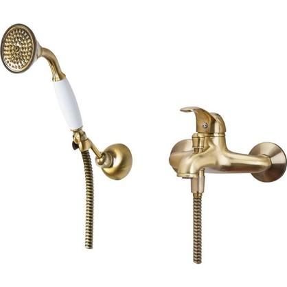 Смеситель для ванны Sensea Эмми однорычажный цвет бронза