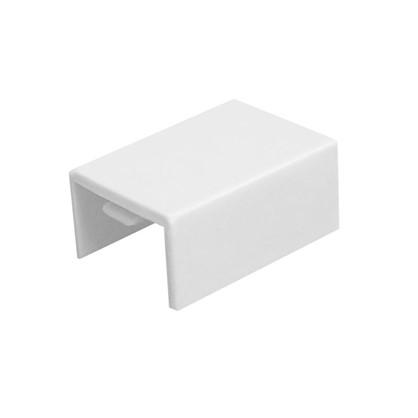Купить Соединение на стык 15/10 мм цвет белый 4 шт. дешевле