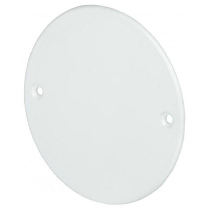 Соединитель для установочных коробок IEK с заземлением цвет белый