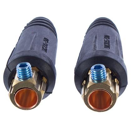 Соединитель кабельный вилка 35 мм2 2 шт.