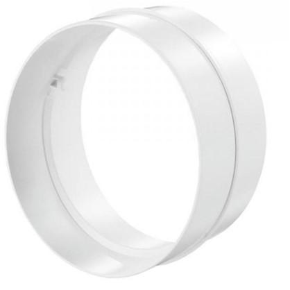 Купить Соединитель круглых каналов D150 мм дешевле