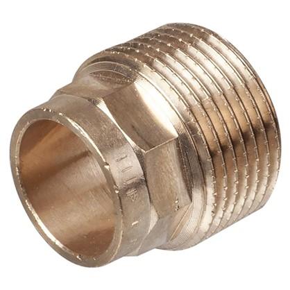 Купить Соединитель Viega 22х1 наружная резьба медь дешевле