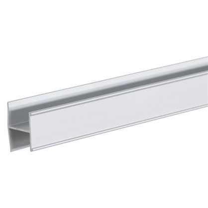 Соединительный профиль Н 1800 мм цвет серебро