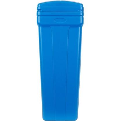 Купить Солевой бак 29х90х29 см 70 л пищевая пластмасса цвет синий дешевле