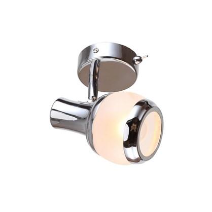 Купить Спот поворотный Largo 1 лампа 2 м² цвет хром дешевле