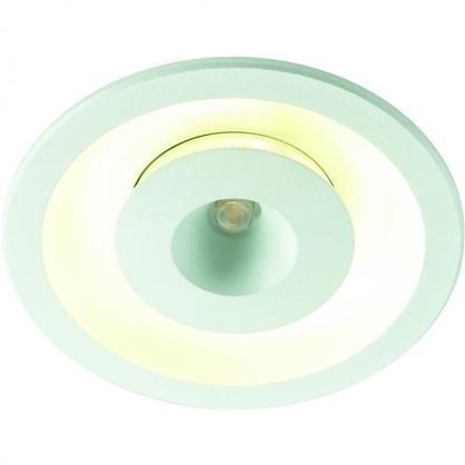 Купить Спот светодиодный 3 Вт цвет белый дешевле