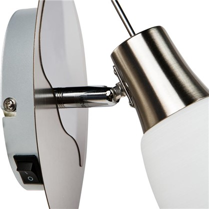 Спот Vola 1 лампа 2 м² цвет хром