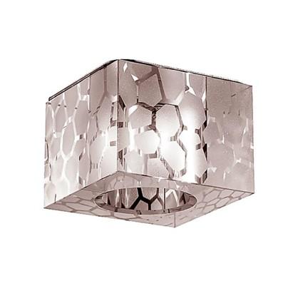 Купить Спот встраиваемый Cubic цоколь G9 40 Вт цвет хром IP20 дешевле