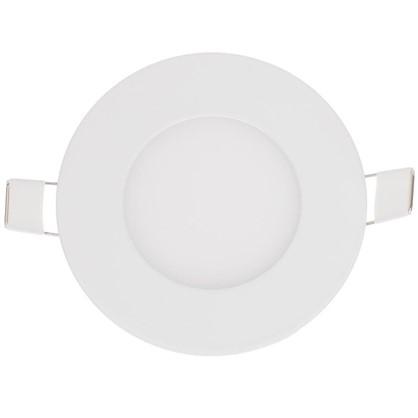 Спот встраиваемый Dlus 5 Вт 200 Лм цвет белый IP20