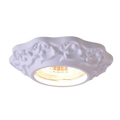 Спот встраиваемый Grigio цоколь GU5.3 50 Вт цвет белый цена
