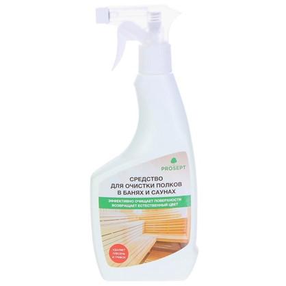 Спрей для очистки полок в бане и сауне 0.5 л