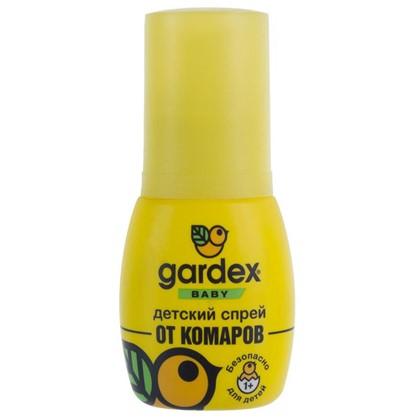 Спрей от комаров детский Gardex 50 мл