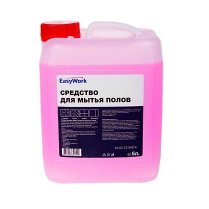 Купить Средство для мытья пола Easywork 5 л дешевле