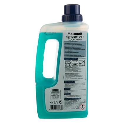 Средство для мытья пола концентрированное 1 л цвет сосна