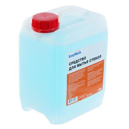 Купить Средство для мытья стекол Easywork 5 л дешевле