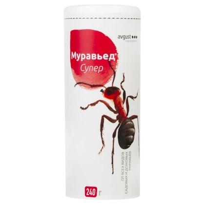 Средство для растений от садовых и домашних муравьев Муравьед 240 г