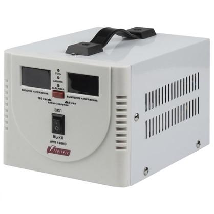 Купить Стабилизатор напряжения Powerman AVS 1000 D дешевле