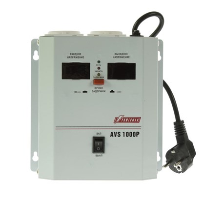 Купить Стабилизатор напряжения Powerman AVS 1000 P дешевле