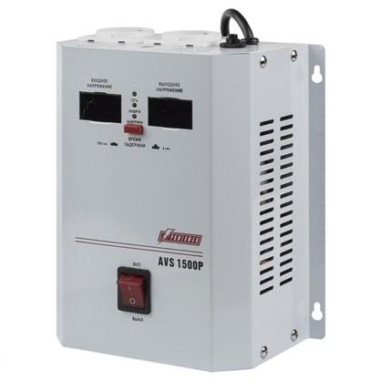 Купить Стабилизатор напряжения Powerman AVS 1500 P дешевле