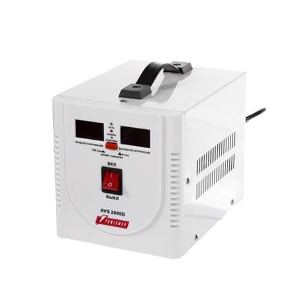 Купить Стабилизатор напряжения Powerman AVS 2000 D дешевле