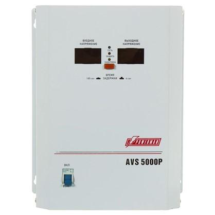 Купить Стабилизатор напряжения Powerman AVS 5000 P дешевле