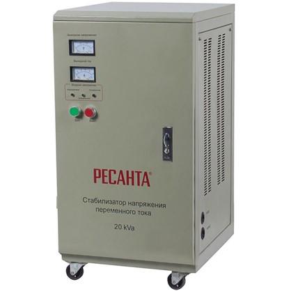 Купить Стабилизатор напряжения Ресанта 20 кВт дешевле
