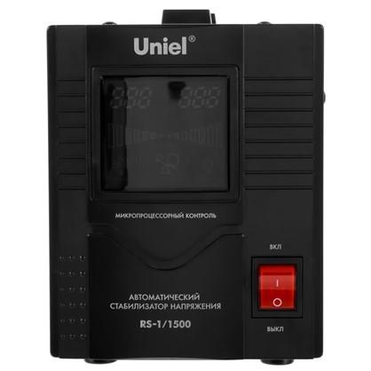 Купить Стабилизатор напряжения Uniel RS-1/1500 дешевле