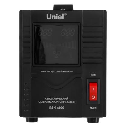 Купить Стабилизатор напряжения Uniel RS-1/500 дешевле