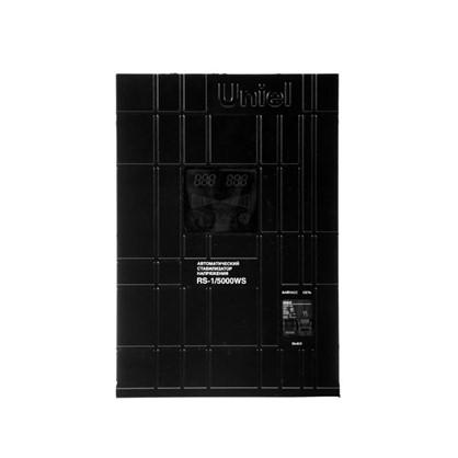 Купить Стабилизатор напряжения Uniel RS-1/5000 WS дешевле