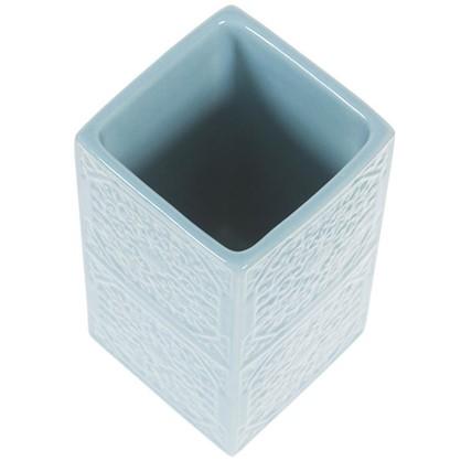 Стакан для зубных щеток настольный Tiffany керамика