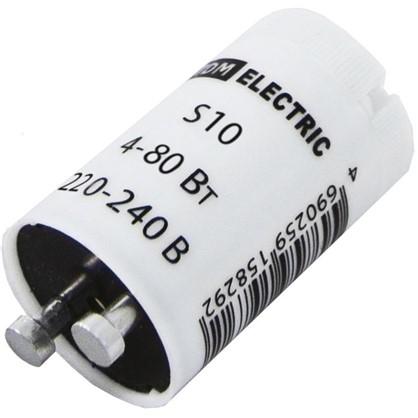 Стартер TDM S10 4-80Вт 230В алюминий
