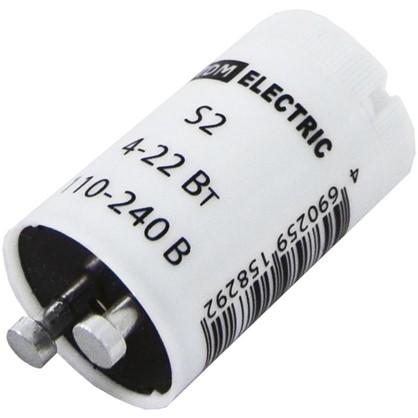 Стартер TDM S2 4-22Вт 127В алюминий