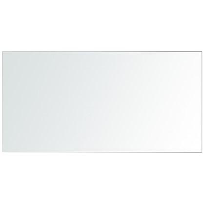 Стекло синтетическое 50х150х4 мм белое
