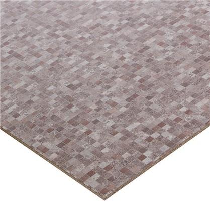 Стеновая панель 4027 60х0.6x300 см ДСП цвет модена