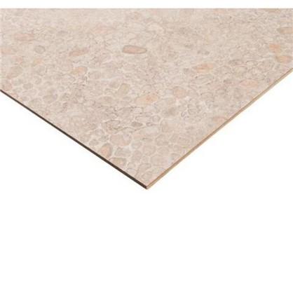 Стеновая панель 7167 305х0.5х60 см МДФ цвет светло-серый