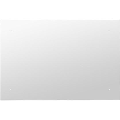 Стеновая панель 90x60x0.6 см стекло цвет прозрачный