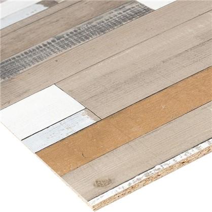 Стеновая панель Бэлфаст 240х0.6х60 см ДСП