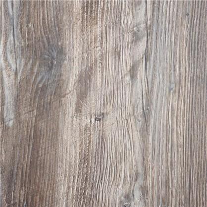 Стеновая панель Сосна Лофт 240х0.6х65 см ДСП цвет черный