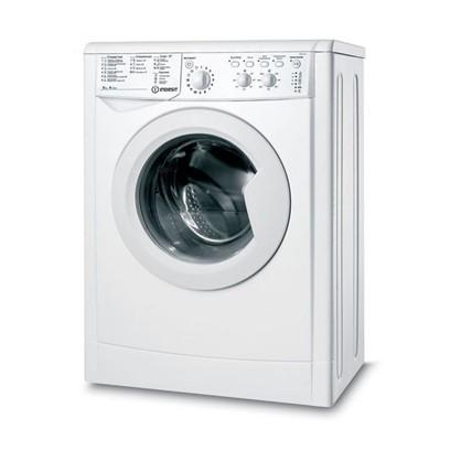 Стиральная машина Indesit IWSC 5105 (CIS) 5 кг цвет белый