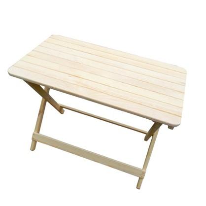 Купить Стол прямоугольный Кантри складной дешевле