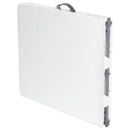 Купить Стол садовый туристический 76x74x183 см складывается в чемодан пластик дешевле