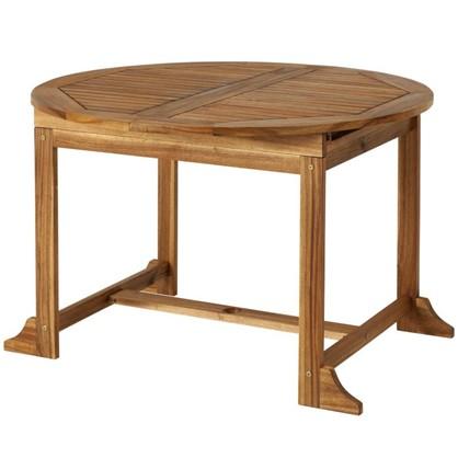Стол складной Порто 110x110 см акация