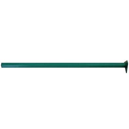 Купить Столб 62х55х2065 зеленый 4 отверстия дешевле